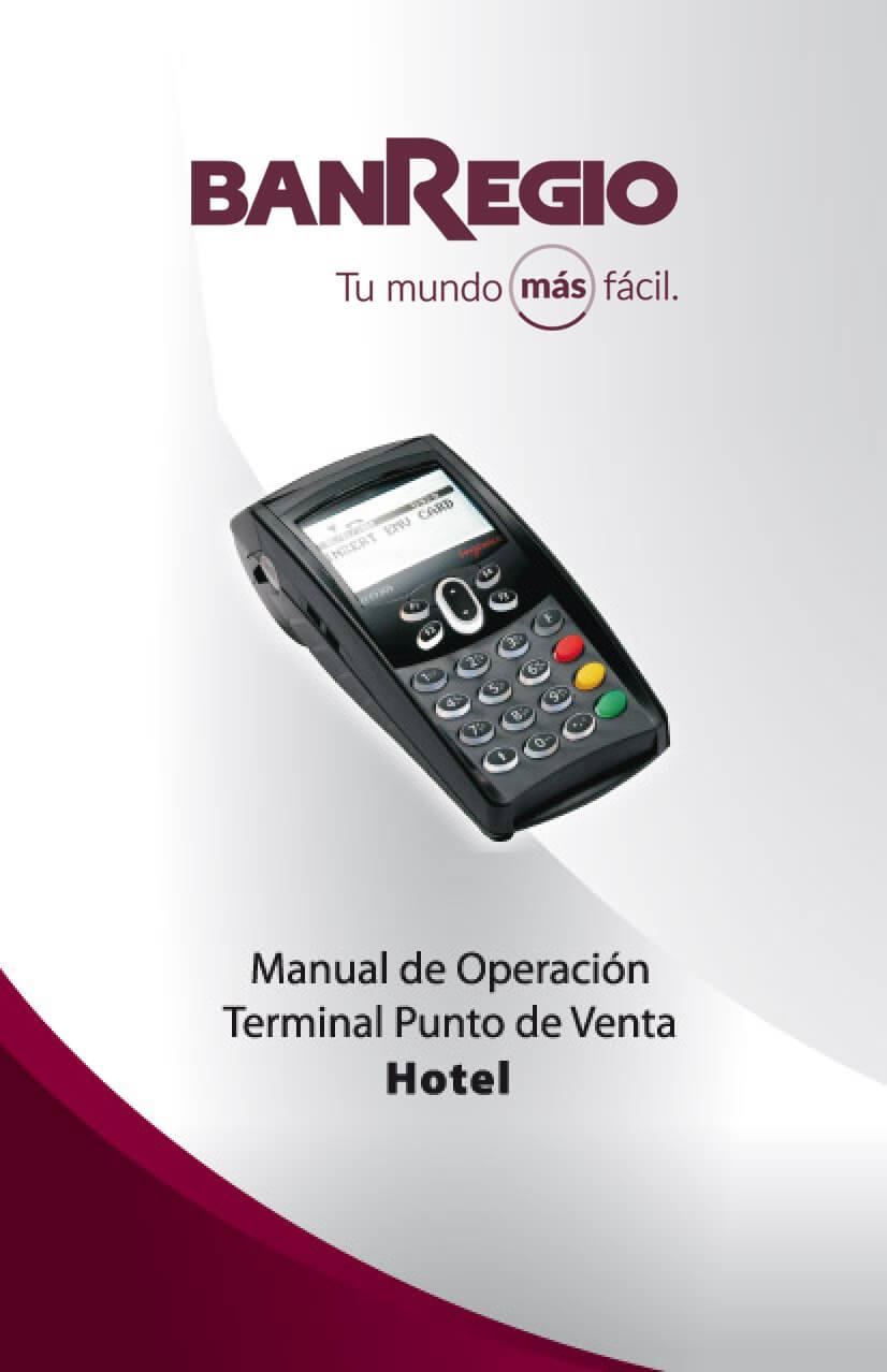 Manual TPV Hoteles