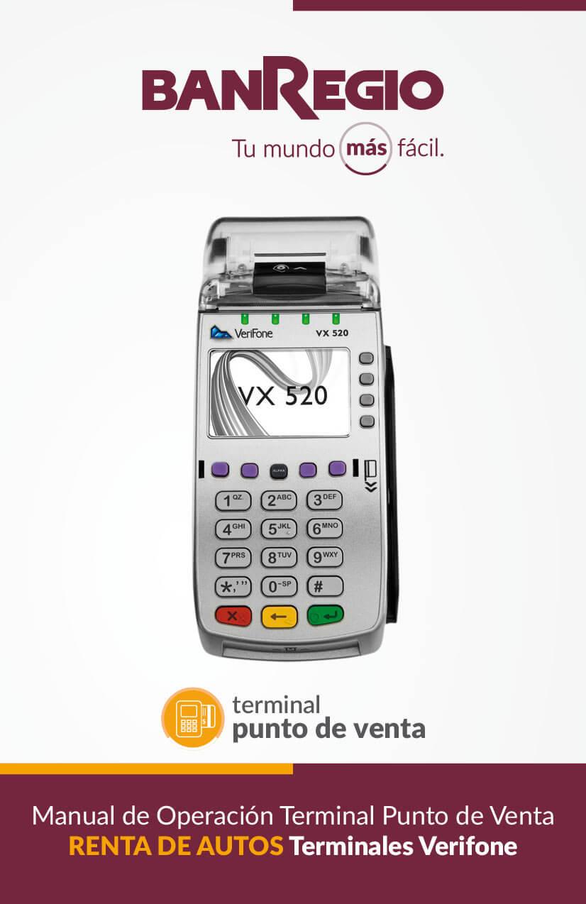 Manual TPV Renta Autos