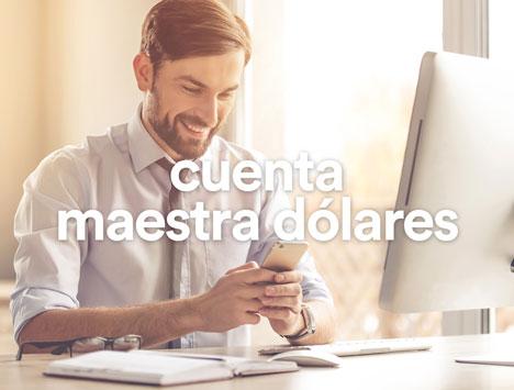 Cuenta Maestra Dólares