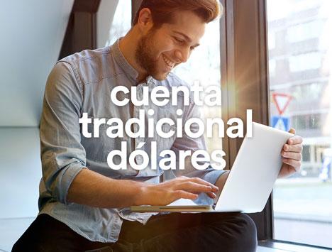 Cuenta Tradicional Dólares