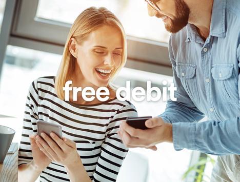 Free Debit